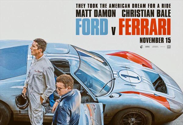 町山智浩『フォードvsフェラーリ』を語る