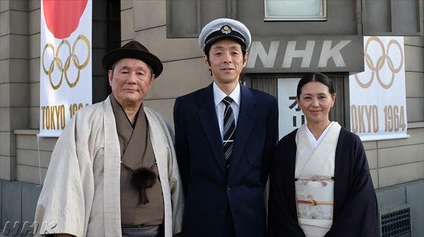宮藤官九郎『いだてん』最終回・タクシー運転手役を語る