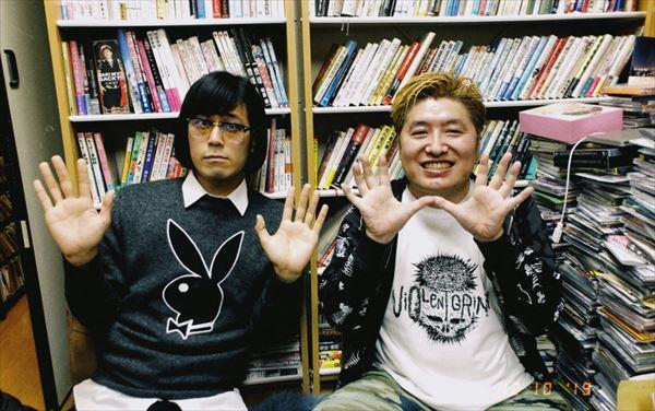 吉田豪と松永天馬 渋谷系とエイジングを語る