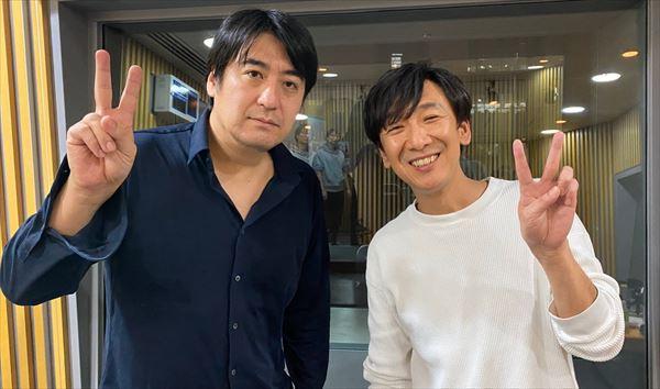 東京03・飯塚と佐久間宣行 バナナマンを語る