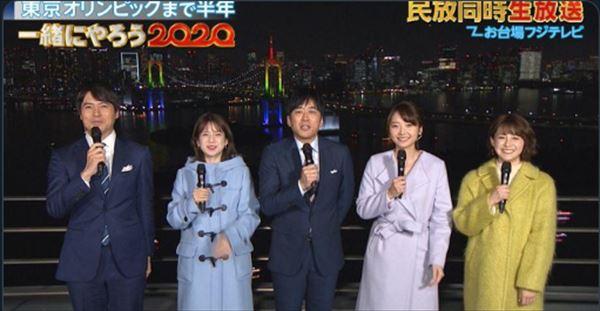 安住紳一郎『一緒にやろう2020』全国民放テレビ同時生中継の試練を語る
