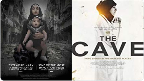 町山智浩『娘は戦場で生まれた』『The Cave』を語る