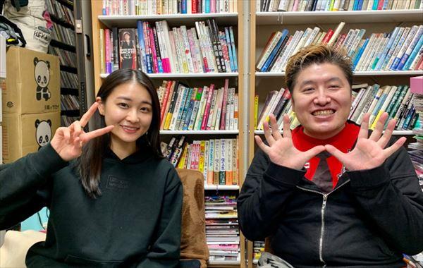 吉田豪と和田彩花 アイドルと多様性を語る
