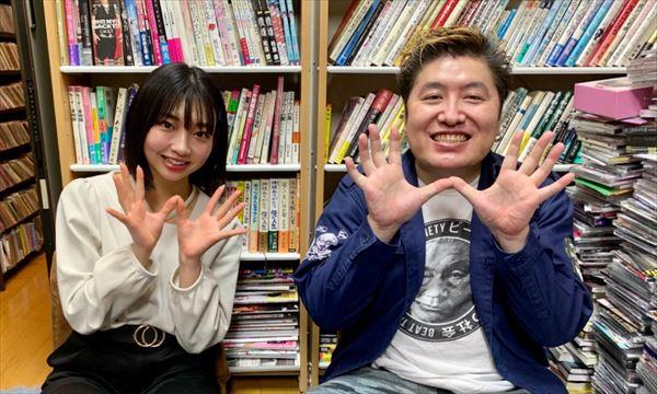 吉田豪とukka水春 アイドルとファンの距離感を語る