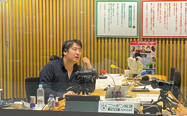 佐久間宣行 1週間に10時間ラジオを担当した後の打ち上げを語る