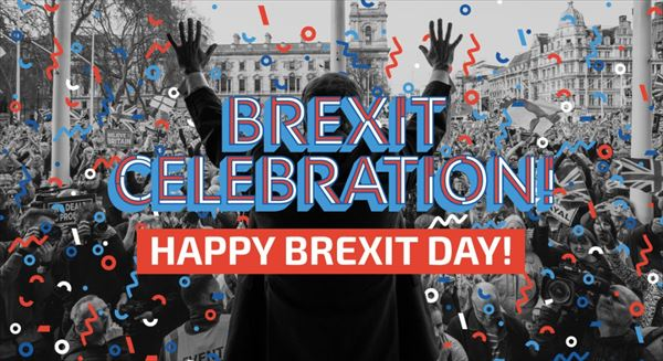 小袋成彬 Brexit当日の模様を語る