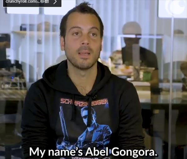 Abel Gongoraさんのコメント