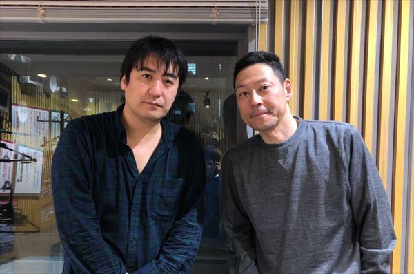 東野幸治と佐久間宣行 ラジオを語る