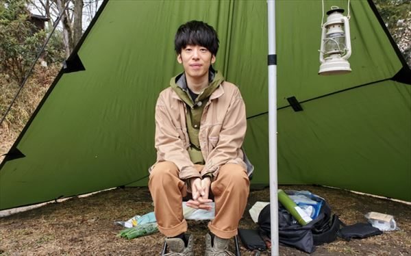 DJ松永 おぎやはぎとのキャンプロケを語る