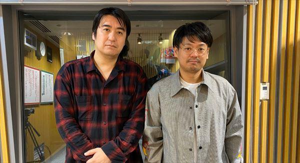 藤井健太郎と佐久間宣行 編集を語る