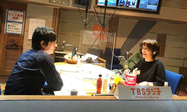安住紳一郎 TBSラジオ内の新型コロナウイルス対策を語る