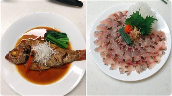DJ松永 博多の先輩から送られてきた大量の魚を調理しまくった話