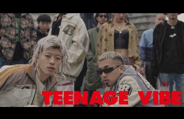 kZm Tohjiとの『TEENAGE VIBE』制作を語る