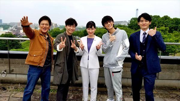 星野源 ドラマ『MIU404』撮影再開を語る