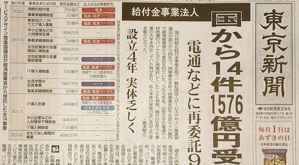 武田砂鉄と大竹まこと 安倍政権のプロセスの不透明性を語る