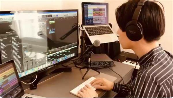 ハライチ岩井 外出自粛期間中にDTM・打ち込み作曲を習得した話
