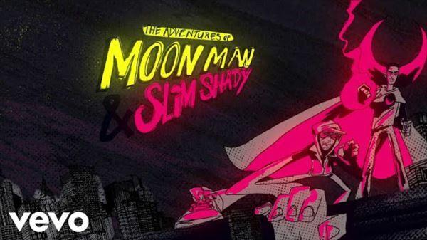 渡辺志保 Kid Cudi, Eminem『The Adventures Of Moon Man&Slim Shady』を語る
