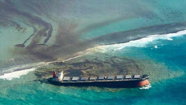 田中康夫 モーリシャス沖座礁事故・重油流出問題を語る