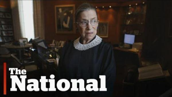 宇多丸 ギンズバーグ最高裁判事の訃報を語る