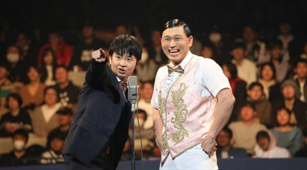 DJ松永 オードリー武道館公演の漫才の素晴らしさを語る