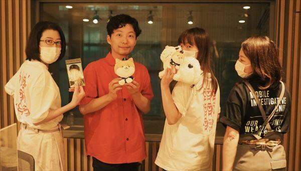 野木亜紀子『MIU404』志摩一未と伊吹藍の名前の由来を語る