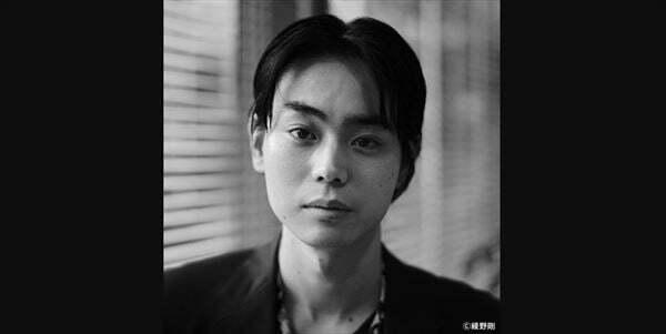 綾野剛 菅田将暉のオフィシャルアーティスト写真を撮影した話