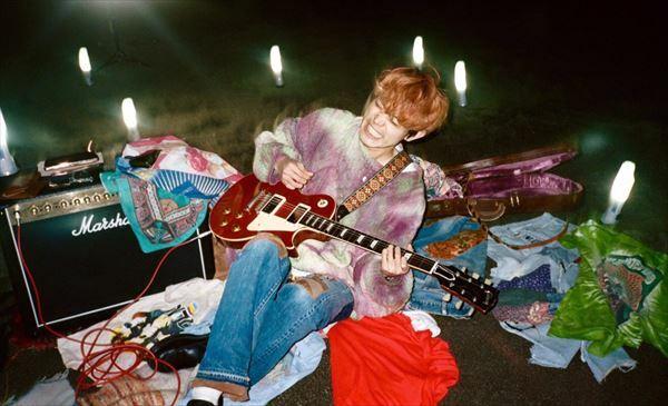 綾野剛 菅田将暉に青いギターと赤いギターを買ってあげた話