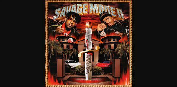 渡辺志保 21 Savage&Metro Boomin『Savage Mode II』を語る