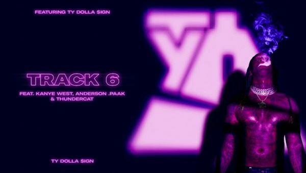 渡辺志保 Ty Dolla $ign『Track 6 ft. Kanye West, Anderson .Paak & Thundercat』を語る