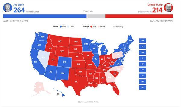 町山智浩 2020年アメリカ大統領選挙・敗色濃厚のトランプ氏の戦略を語る