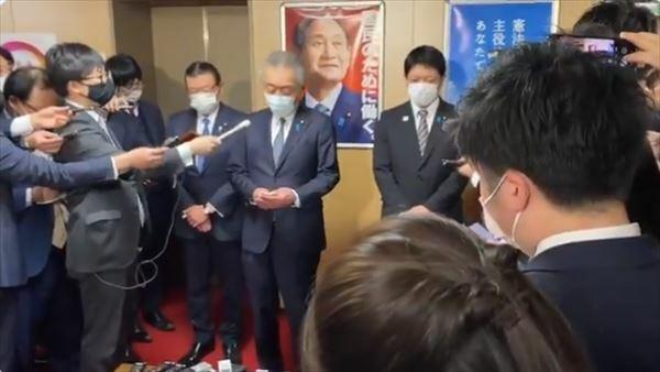 武田砂鉄と澤田大樹 政治家たちが夜の会食をやめられない理由を語る