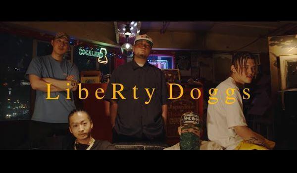 R-指定 LibeRty Doggs『柄悪いけど』を語る