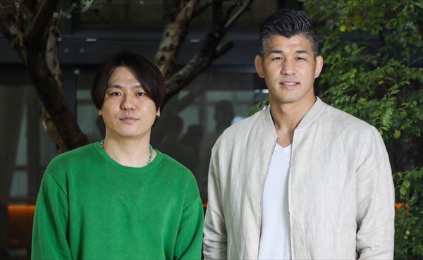 井上康生とDJ SOULJAH 地元・宮崎と柔道を語る