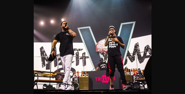 渡辺志保『VERZUZ』Redman and Method Manを語る