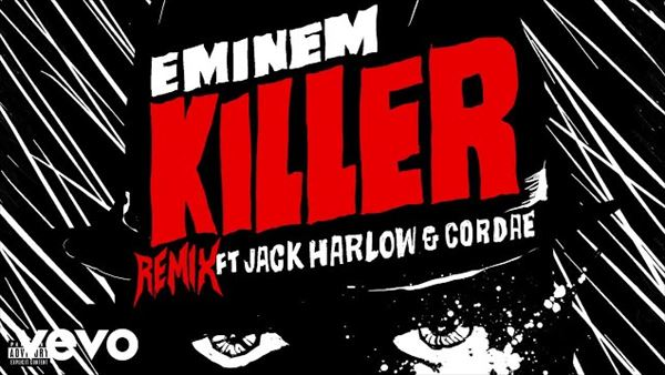 渡辺志保 Eminem『Killer Remix ft. Jack Harlow, Cordae』を語る