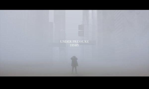 R-指定 Disry『Under Pressure』を語る