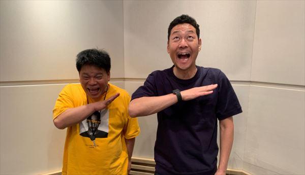 ジミー大西と東野幸治 明石家さんまを語る