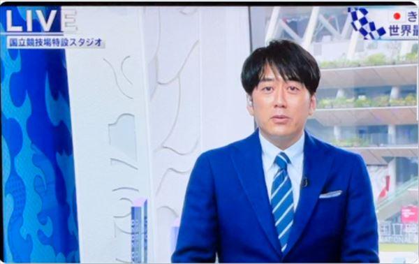 安住紳一郎 東京五輪中継の舞台裏を語る