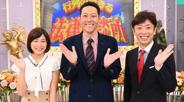 東野幸治『行列のできる法律相談所』番組名変更をネットニュースで知った話