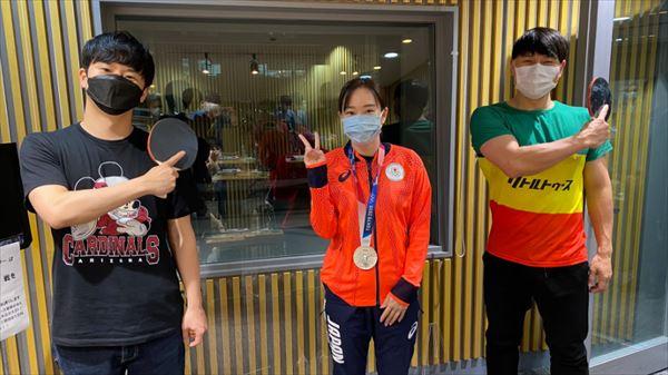 石川佳純 リオ五輪・卓球団体戦で応援しすぎて退場になった話